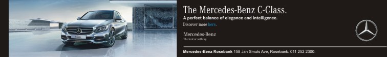 Mercedes Benz C-Class; A perfect balance of elegance and intelligence