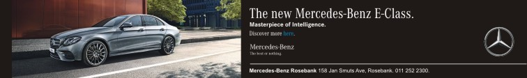Mercedes Benz E-Class; Masterpiece of intelligence